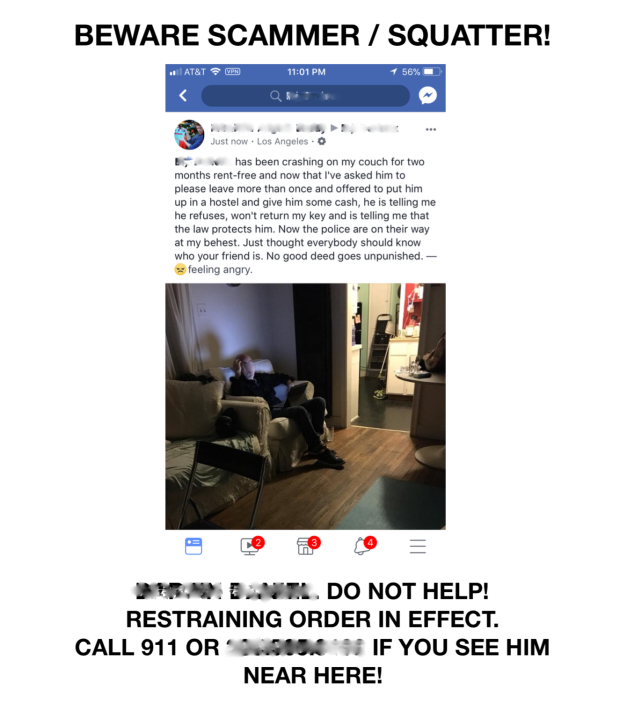 DD beware
